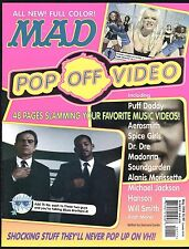 MAD MAGAZINE POP OFF VIDEO TV SPECIAL # 1 VH1 MUSIC 1998 MICHAEL JACKSON HANSON
