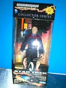 "Star Trek Generations Movie Edition Captain Jean-Luc Picard 9"" Playmates 1994"