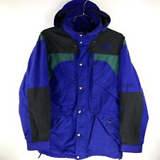 NORTH FACE Jacket Mens Medium Ski Parka EXTREME Gear 90s Vtg RARE! Black EUC