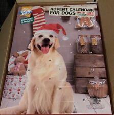 Good Boy Dog Advent Calendar with Dog Friendly Chocolate