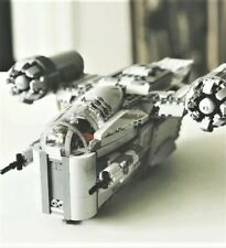 The Mandalorian Razor Crest Building Replica Minifigure Star Wars fit lego ##
