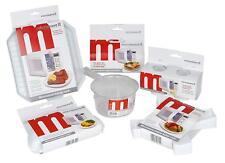 Microwave it 6 Piece Microwave Cookware Set  [M6P]