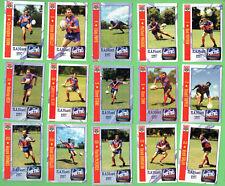 SET(25)  1997 ADELAIDE RAMS RUGBY LEAGUE SUPER LEAGUE CARDS