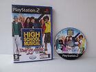 High school musical Todo en escenario Juego PS2 - Playstation 2 Disney