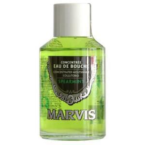 Marvis Concentree Eau de Bouche Mouth Wash Spearmint 120ml Alcohol free