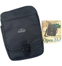 Samsonite Day Bag Expandable Royal Traveler Weekend Duffle Black NWT