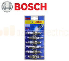 Bosch 0242235969 Platinum Plus Spark Plugs FR7DPX P1-6 Set of 6