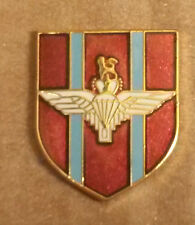 new parachute regiment lapel badge the paras british army Ready for Anything