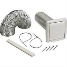 """Broan NuTone WVK2A Wall Vent Kit  for fans w/ 3"""" 4"""" ducts - NEW - FREE SHIPPING"""