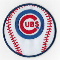 Chicago Cubs X iron on patch embroidered patches applique