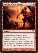 1x Bonfire of the Damned Light Play, English Avacyn Restored MTG Magic