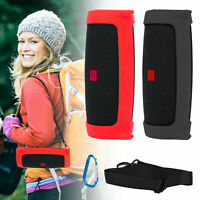 Soft Silicone Case Cover Carry Bag For JBL Charge4 Bluetooth Speaker Shockproof