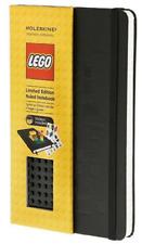 Moleskine Lego 2011 Limited Edition Large Ruled Legendary Notebook BRAND NEW