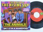 Dance for ever ANIMALS House of the rising sun 2C010 91569 RRR
