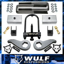 "3"" Front 1.5"" Rear Level Lift Kit For 2011-2018 Chevy Silverado GMC Sierra 2500"