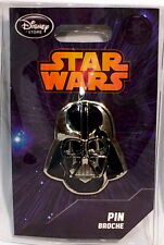 Disney Store STAR WARS Collection Series 1 DARTH VADER Pin 3D NEW RARE AUTHENTIC