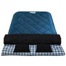 Weisshorn Double Sleeping Bag - Navy
