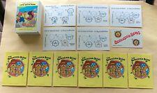 1992 Ken Wis Inc Berenstain Bears Trading Card Set