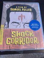 Shock Corridor (Criterion Collection) [New Blu-ray] Black & White, Special Edi