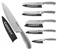 Cuisinart - 6-Piece Knife Set - Stainless