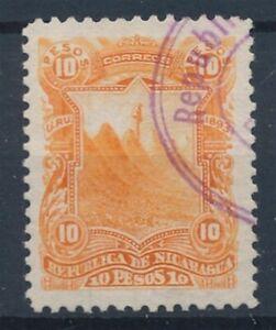 [35848] Nicaragua 1893 Good stamp Very Fine used