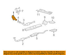 Saturn GM OEM 2000 LS1-Exhaust Manifold 90537677