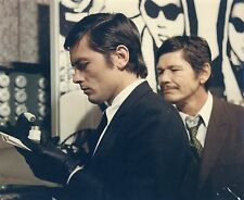ALAIN DELON CHARLES BRONSON  ADIEU L'AMI 1968 VINTAGE PHOTO ORIGINAL N°4