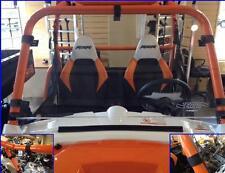 Polaris RZR Hard Coat Windshield with Fast Straps fits RZR, XP900, RZR 570