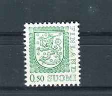Finlandia/Finland 1976 Leone rampante 50 p verde MNH