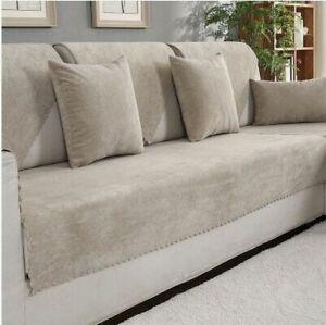 Waterproof Sofa Cushion Isolation Of Children's Urine Towel Sofacover Non-slip
