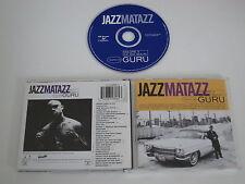 GURU/JAZZMATAZZ VOLUMEN II/THE NEW REALITY(EMI 7243 8 34806 2 3) CD ÁLBUM