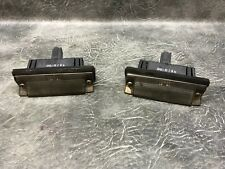 2003 MITSUBISHI CARISMA 1.9 DIESEL 4DR PAIR OF NUMBER PLATE LIGHTS