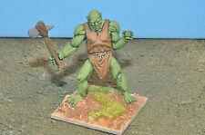 Monster Orco carácter especial metal pre slotta D&D Coleccionable Pintado (8594)
