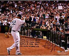 CC SABATHIA New York Yankees Autographed 8x10 Photo (RP)