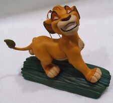 WDCC DISNEY CLASSICS THE LION KING SIMBA ORNAMENT