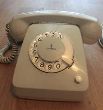Altes antikes Telefon Wählscheibe Siemens H70