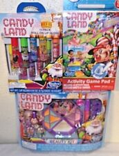 NEW CANDY LAND TOY LOT EASTER TOYS EGG HUNT PLAY SET MAKE UP BIRTHDAY GIFT SET