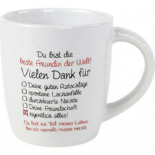 Kaffeebecher beste Freundin Freundschaft Tasse Becher Geschenk Geburtstag