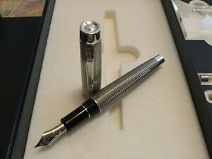 PLATINUM 100th Anniversary L.E The Prime Sterling Silver  Pen > incl. book