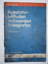 VW T3 Diesel TD CS JX Motor Reparaturleitfaden Reparaturanleitung Reparaturbuch