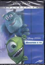 Dvd Disney **MONSTERS & CO.** nuovo 2002