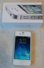 Apple iPhone 4s - 16GB - White (AT&T) great condition A1387 (CDMA + GSM)
