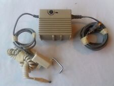 BROTHER KNITTING MACHINE PARTS WORKING G CARRIAGE GARTER AG89 POWER SUPPLY