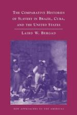 The Comparative Histories of Slavery in Brazil, Cuba, and the United States (Ne
