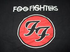 """Red Rock of the T-Shirts Label Foo Fighters """"Ff"""" (Xl) T-Shirt Red Dave Grohl"""