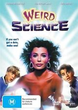 Weird Science (DVD, 2006) Region 4 Used in VGC with Free Post     Kelly Le Brock