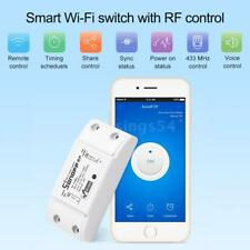 Switch RF SONOFF RF WiFi 433 MHz funziona con Alexa per Google Home Switch APP