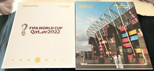 ALL-IN-1 QATAR VIP SPECIAL EDITIONS FIFA 2022 (3 FDC+3MS SHEETS+3POST CARDS)MNH!
