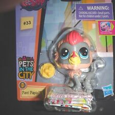 Littlest Pet Shop Pets in the city City Pavi Papio Baboon   #33