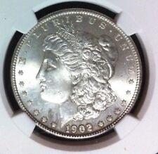 1902-O NGC MS 64 Morgan Dollar -  Gene L. Henry Silver Dollar Hoard
